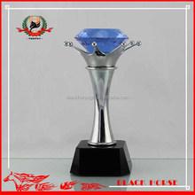 Crown trophy Gilded handicraft unique handicrafts