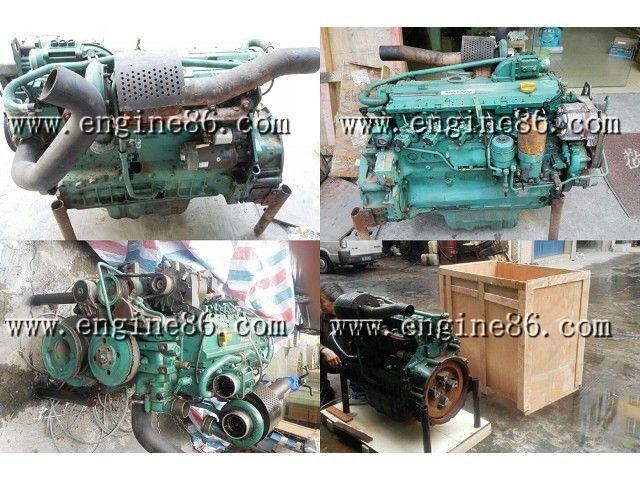D6D Engine assy for EC210B0