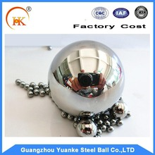 Free sample manufacturer customized sizes sex toy stainless steel ball