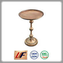 High Quality Fancy Design Metal Desk Delicate Custom Table Olives