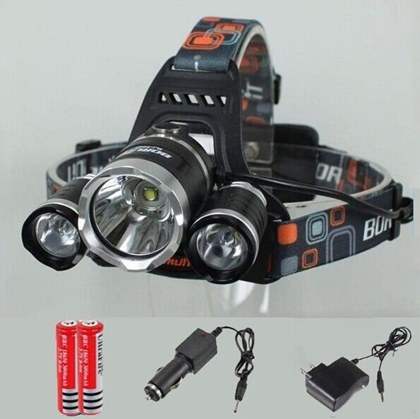 Wholesale Powerful waterproof 6000 Lumens LED headlamp ...