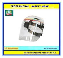 Full Closed Transparent Spalsh-proof Helmet