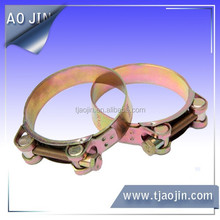 carbon steel pipe clamp