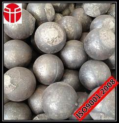 High Chrome 130mm Large Cast Steel Ball