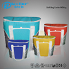 Foldable Small Can Fabric Food Portable PVC Wine Cooler Bag with Speakers