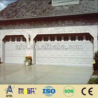 Zhejiang AFOL window inserts used garage doors sale,cheap garage doors panels price