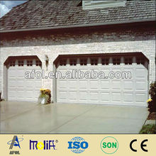 Zhejiang AFOL window inserts used garage doors sale,cheap garage doors panels price