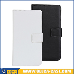 Wholesale price stand wallet pu leather flip case for nokia lumia 735