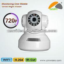 IPB01-308MS security camera 0.3MP network IP camera