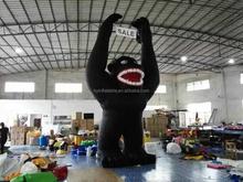 2015 custom advertising inflatable ape