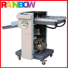 Automatic creasing and perforating machine, Electrical paper creasing and perforating machine
