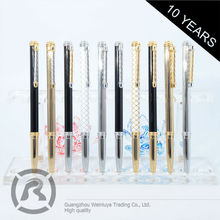 Hot 2015 Various Design Ballpoint Pen Importers As Gift