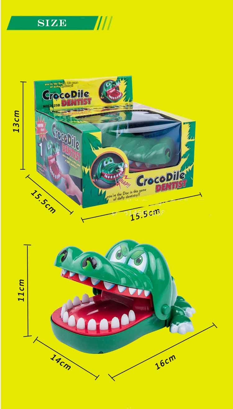 Classical Educational Crocodile Dentist Toy For Children Buy Kad067543 01 02 03
