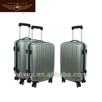 2014 hard side abs luggage trolley case