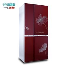 BCD-418HN copper pipe evaporator big capacity refrigerator multi door refrigerator cb ce elt soncap