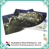 Printing Brochure And Books/travel brochure