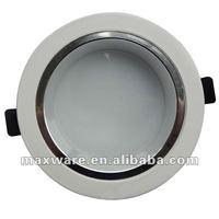 Die casting process White shell 3W led downlight kit warm white