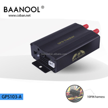 Vehicle GPS tracking system 103 for fleet management/real time tracking on web server & Android AP