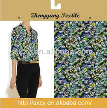 Hot sale polyester mix nylon fabric