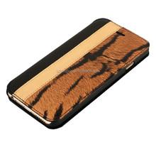 Guangzhou manufacture direct open flip design pattern phone case for iphone 6 plus case