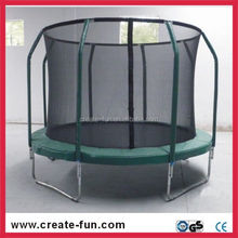 CreateFun 10FT Premium Costco Trampoline Comb with Safety Enclosure and Spring Cover Pad