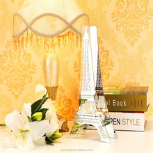 Classic wedding Glass Cylinder candle holder with handle home decoration