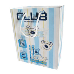 Wholesales customized golf paper bag golf paper gift bag