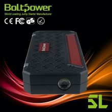 Shock Price polished ABS/PC shell car battery jump starter portable 12v jump starter