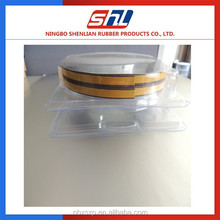 GT10mPa anti dust extruded sound proof rubber seal