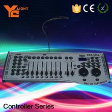 Fast Delivery Stage Light Factory 6 Programmable Chase Dmx Controllers For Led Lights