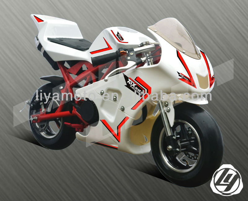 NEW MODEL 49CC GAS MINI POCKET BIKE FOR KIDS