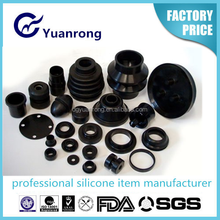 Custom Moulded Silicone Rubber Industrial Parts