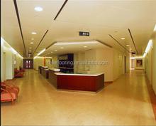 2m wide by 32 m long per roll brilliant linoleum flooring rolls indoor use