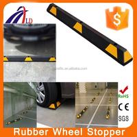 1650*150*100mm,weight 15kg,Australian Standard Rubber Wheel Stopper