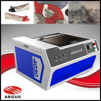 Small Mini Co2 plastic leather paper Laser Engraving Cutting Machine