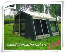 Australian style camper trailer tent for truck