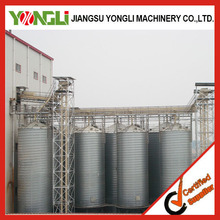 CE approved feed silo grain used