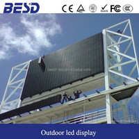 replacement led tv full color led screen outdoor fullcolor display led wall display P10