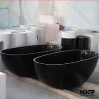 antique solid surface tall bathtubs
