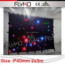 new product 2015 led video wall on China market
