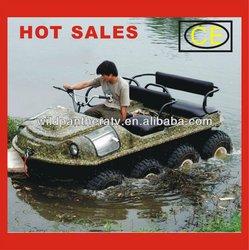 Wild Panther 8x8 amphibious ATV off road