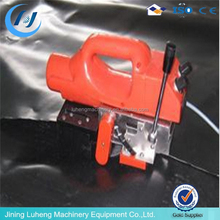 Hot sale!!!shrimp pond plastic melting welder geomembrane wedge welding machine