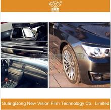 Air bubbles free 1.52mX30m PVC 3d carbon fiber vinyl car body protective and decorative car stickers