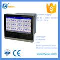 Feilong sem papel registrador de temperatura