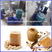 Pure Organic Peanut Butter Maker Machine/Almond Nut Butter Grinding Machine