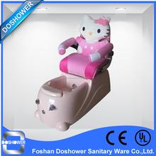 Diseño de lujo t4 spa pedicura sillas / niños pedicura silla