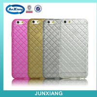 soft plastic material case silicon case for iphone 6 4.7inch tpu phone case