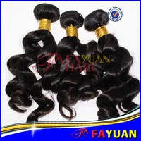 unprocessed wholesale regular wave hair extensions Cambodian Loose Wave Hair
