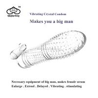 sex photo com OEM and ODM Manufactuer Crystal dildo animal vagina sex g spot condom