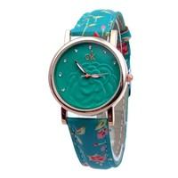 New fashion diamond japan movmeent quartz watch